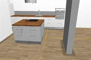 Cuisine Ikea Blanche Et Bois : cuisine by ik a zehouse 39 s blog ~ Dailycaller-alerts.com Idées de Décoration