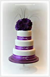 purple wedding cake wedding cakes