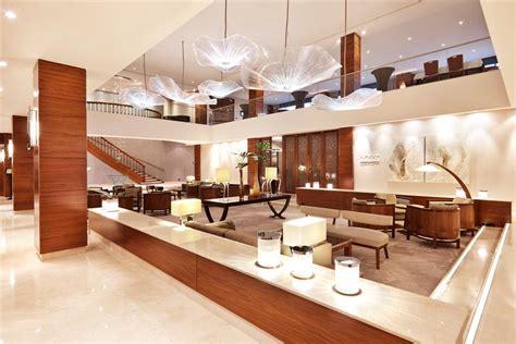 hotel okura crescent lighting