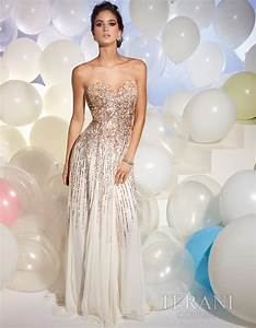 White And Gold Sweet 16 Dresses 2016-2017 - Best
