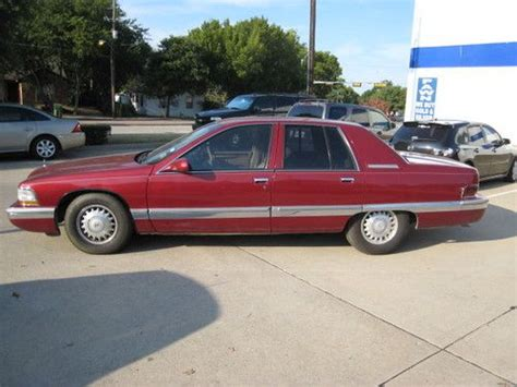 1996 Buick Roadmaster by Find Used 1996 Buick Roadmaster In Plano United States