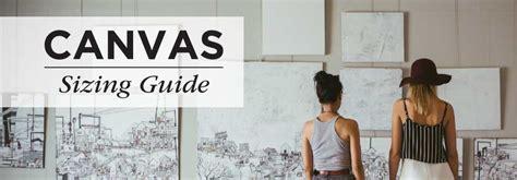 canvas sizes   pick   size shutterfly