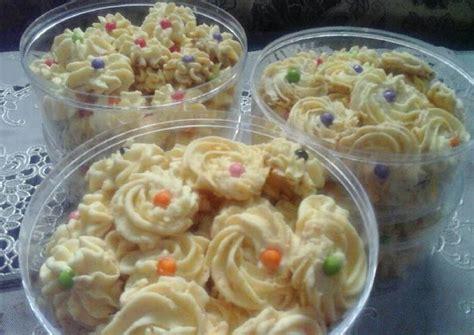 Ada beberapa varian dari resep kue kering sagu seperti sagu susu dan sagu pandan. Resep Kue sagu keju cantikk oleh Nuha - Cookpad