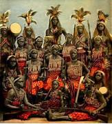 African Warrior Queen ...