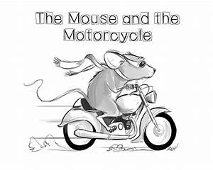 Mouse And The Motorcycle Coloring Pages - Coloring Pages ...