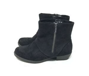 Kenneth Cole Black Taylor Boots Youth Girl's Size 4 | eBay