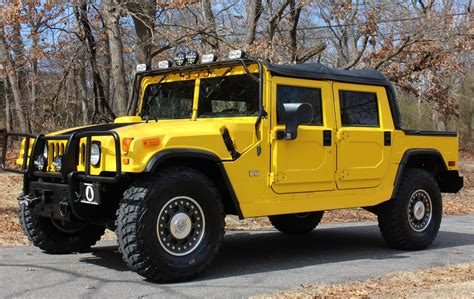 how to fix cars 2006 hummer h1 security system 29k mile 2006 hummer h1 alpha open top for sale on bat auctions closed on march 29 2019 lot