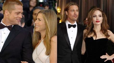 jennifer aniston   brad pitts life post divorce