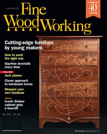 novdec  finewoodworking