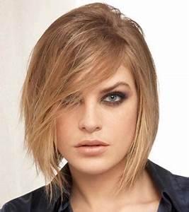 Coupe Carre Femme : coupe de cheveux femme pour un visage carre ~ Melissatoandfro.com Idées de Décoration