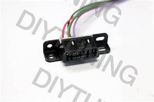 Gm Obdii Obd2 Wiring Harness Connector Pigtail Harness 05