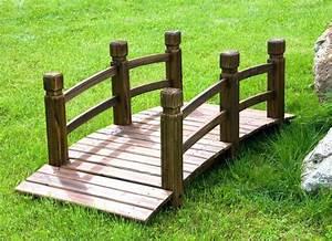 Pont En Bois Pour Jardin : petit pont decoratif jardin spa amiens sonails ~ Nature-et-papiers.com Idées de Décoration