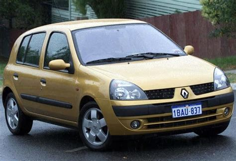 Renault Clio 2002 used renault clio review 2002 2004 carsguide