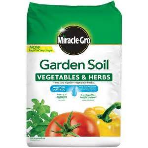miracle gro 1 5 cu ft garden soil for vegetables and