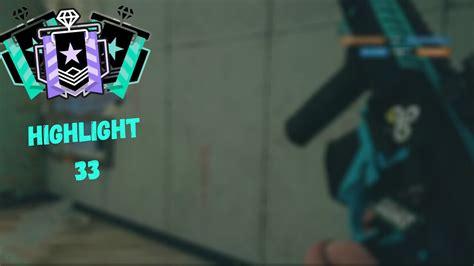 Highlight 33 How Diamond Plays R6ps4 Rainbow Six Siege