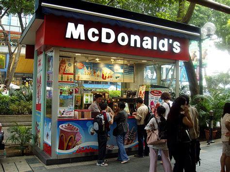 Smallest McDonald's in the world? | simonkmiller.com/2007 ...