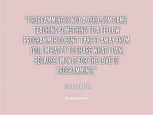 PROGRAMMER QUOT... Clever Programming Quotes