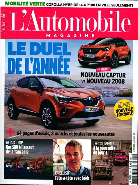 l automobile magazine www journaux fr l automobile magazine