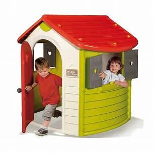 Cabane Enfant Plastique : smoby maison enfant jura lodge achat vente maisonnette ext rieure cdiscount ~ Preciouscoupons.com Idées de Décoration