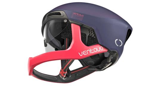 Ventoux Cycling Helmet Concept Aims For Aero Full-face