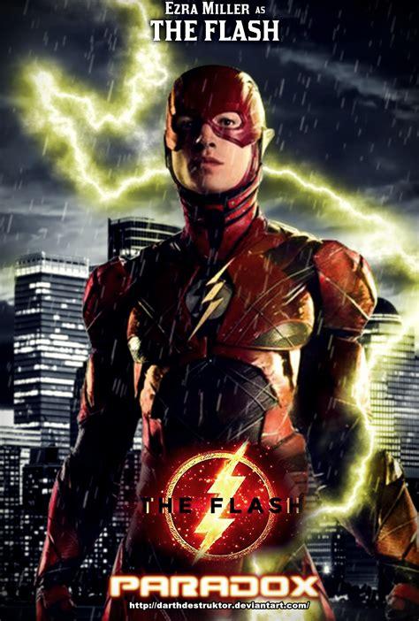 Henry Cavill Superman Wallpaper The Flash Movie Poster Flash Version By Darthdestruktor On Deviantart