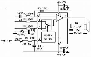 Diagram  Single Supply Function Generator Circuit Diagram