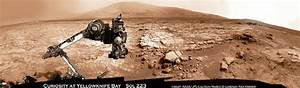 Back From Far Side of the Sun, Curiosity Rover Gets Ready ...