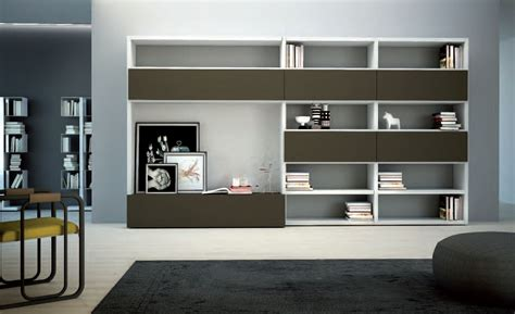 Living Room Wall Shelving Units by 15 Best Collection Of Living Room Storage Units