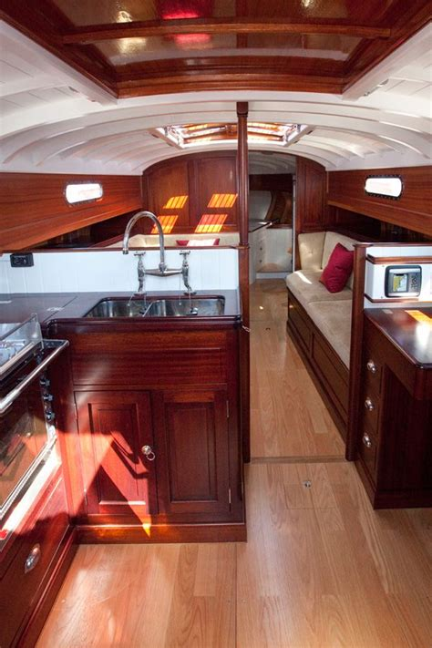 Wooden Boat Interiors by 17 Best Images About Boats Below On Boats