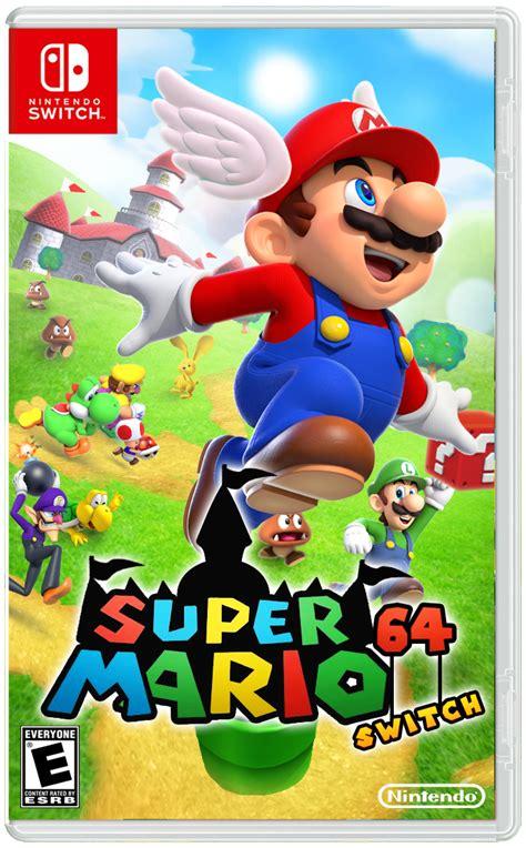 Super Mario 64 Switch Fantendo Nintendo Fanon Wiki