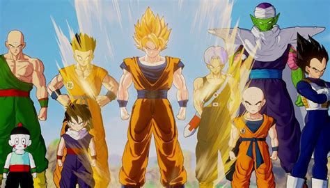 Maybe you would like to learn more about one of these? Dragon Ball Z: Kakarot - Character List (Playable / Support / Bosses / Enemies)