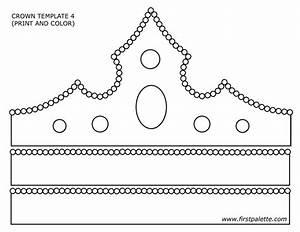 paper crown template google search primary pinterest With paper crown template for adults