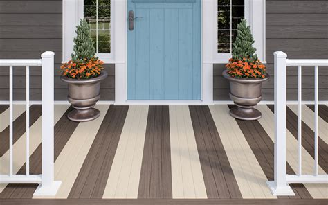 Porch Flooring by Tongue And Groove And Solid Profile Porch Flooring