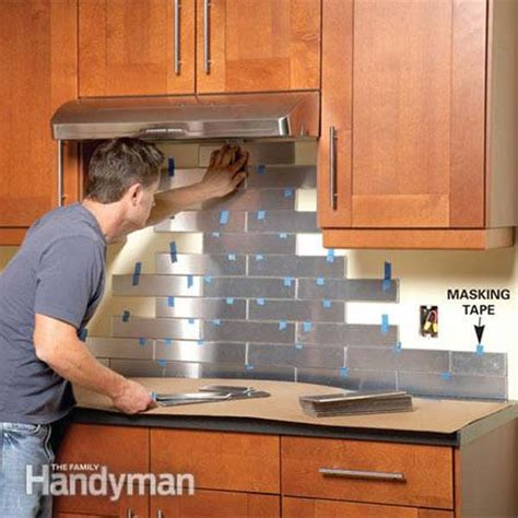 diy tile kitchen backsplash 24 low cost diy kitchen backsplash ideas and tutorials