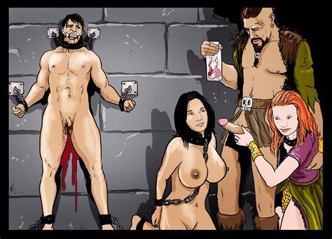 Thats Barbaric By Slaveryartwork Hentai Foundry