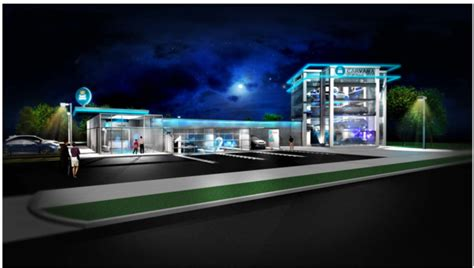 Desire This  Carvana Launches World's First Car Vending