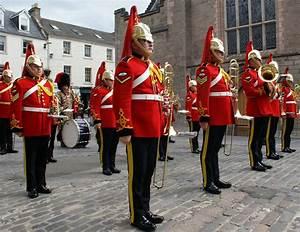 Tour Scotland The Royal Scots Dragoon Guards.