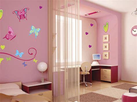 deco papillon chambre fille stickers papillon leroy merlin sur un mur photo 14