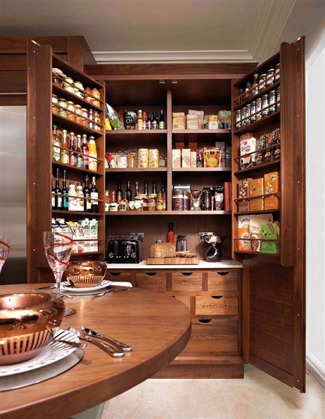 pantry cabinet  private space  small apartments