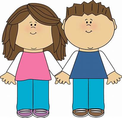 Brother Sister Clip Graphics Hair Standing Another