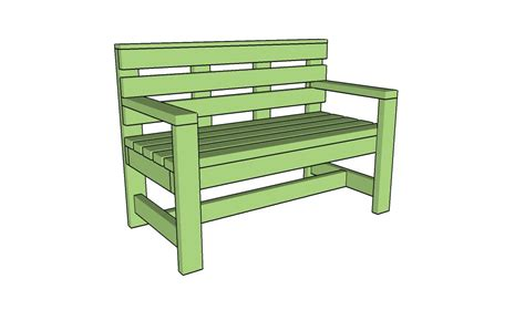 patio bench plans free outdoor bench plans