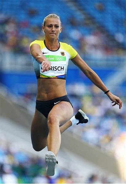 Gierisch Kristin Triple Jump Athletics Olympics Olympic