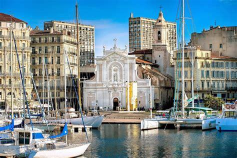 Pavillon Am Alten Hafen Marseille by Alter Hafen Vieux Port Marseille Frankreich