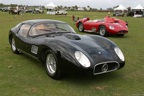 1957 Maserati 450s Coupé Gallery