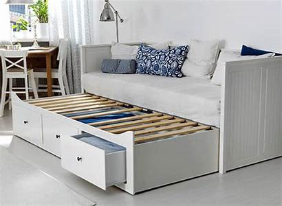 Hemnes Ikea Bed Storage Drawers Beds Frame