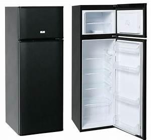 Meilleur Réfrigérateur Combiné 2017 : frigo noir pas cher ~ Melissatoandfro.com Idées de Décoration