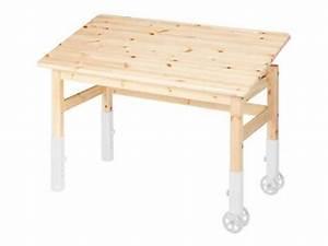 Ikea Höhenverstellbarer Schreibtisch : flexa classic h henverstellbarer schreibtisch 55 cm 75 ~ A.2002-acura-tl-radio.info Haus und Dekorationen