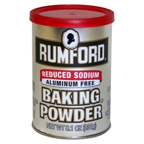 baking powder for sale rumford reduced sodium baking powder 8 1 oz target