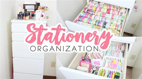 organizing my kitchen stationery organization storage 1273