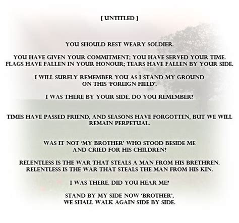 fallen soldier poem bing images soldier poem